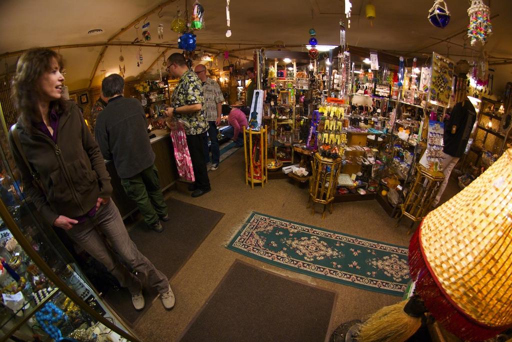 Tiki Gift Shop