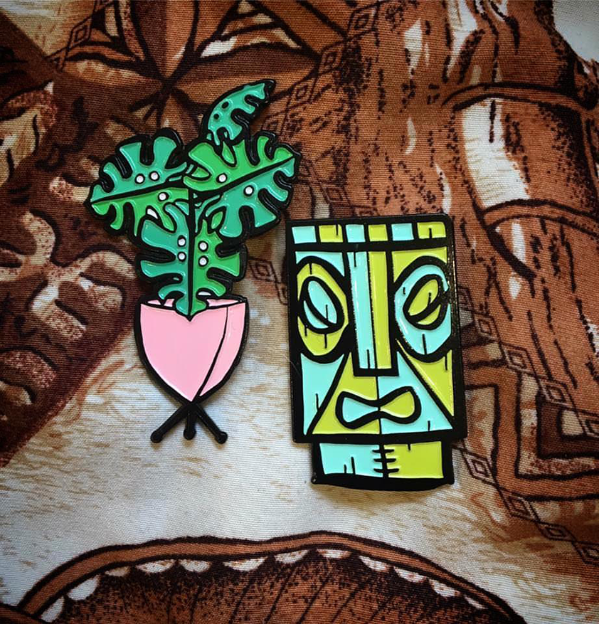 Lowbrow Aloha Artwork