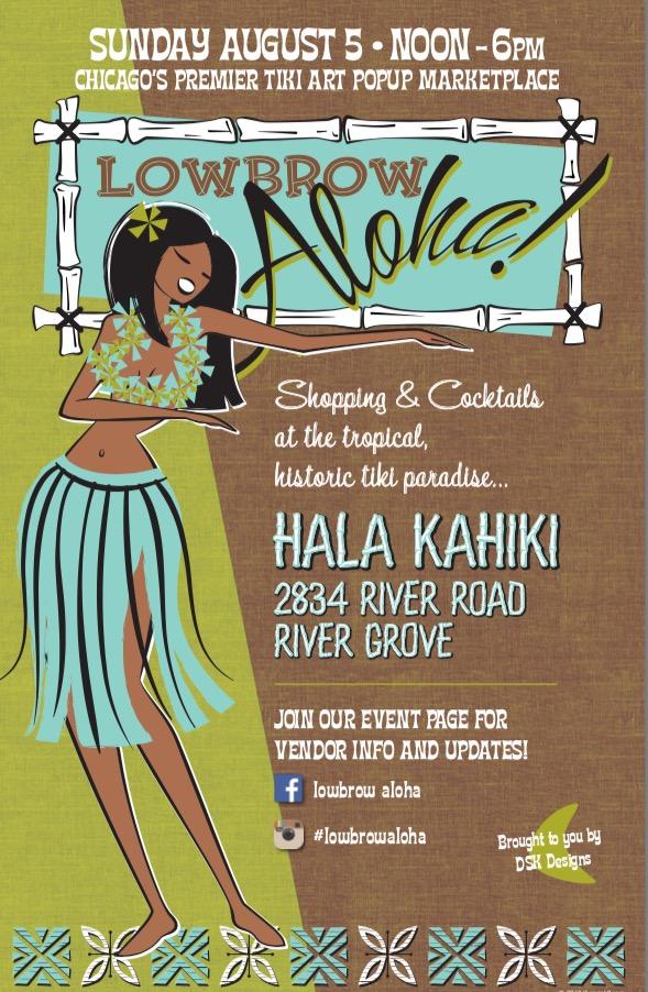 Lowbrow Aloha Art Show